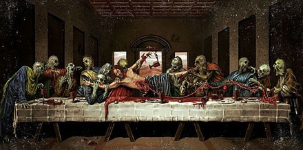 Last Zombie Supper